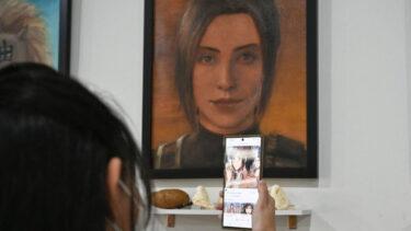 【国際】「進撃の巨人」など、アニメキャラの死を悼む個展、タイで開催www